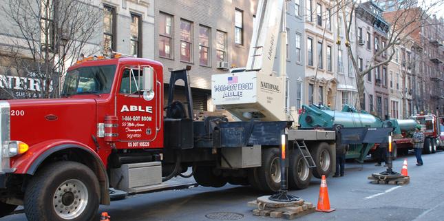 Able Rigging Contractors Inc Deer Park New York Proview